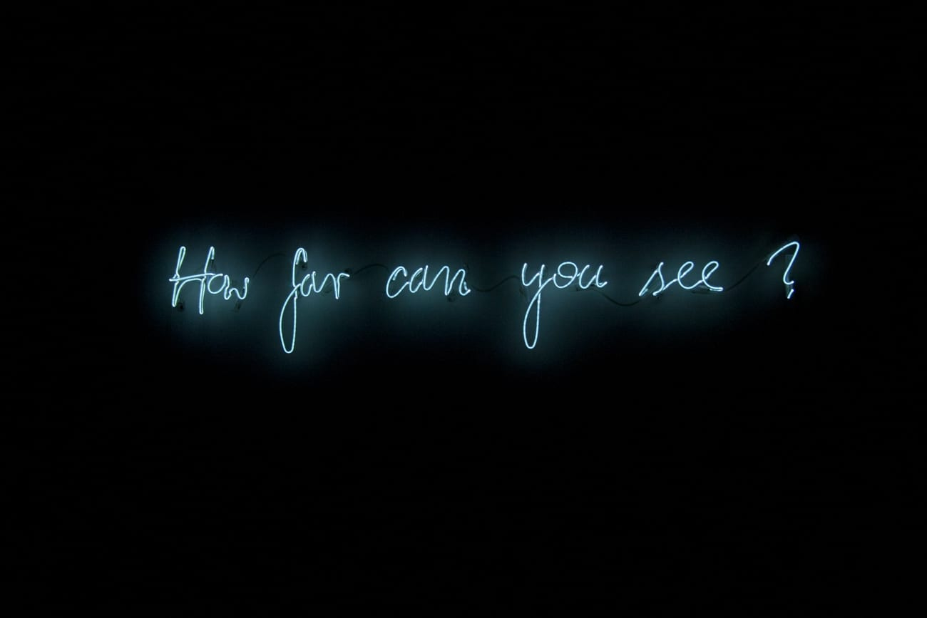 How far can you see?