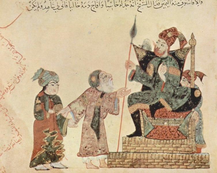 Niẓām al-Mulks Werk Siyāsat-nāma gilt als Prototyp der literarischen Gattung des Fürstenspiegels.