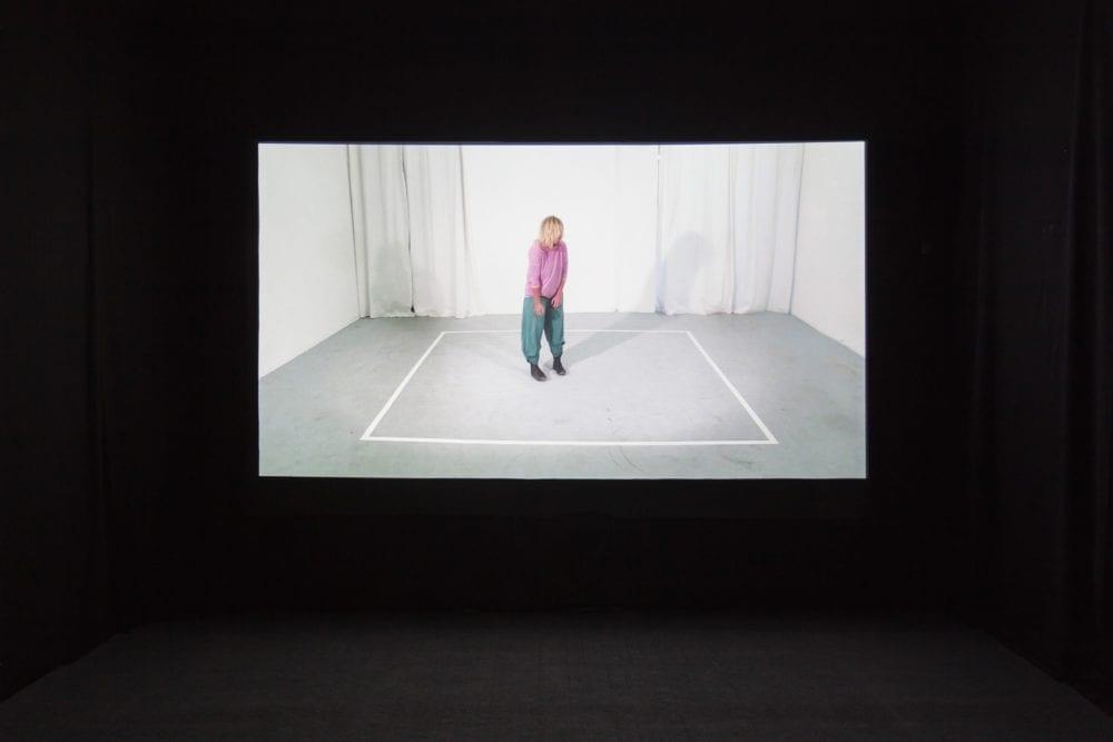 Marcel Tarelkin, Figure 2, 3, 4, 7, 12, 2013 (Video)