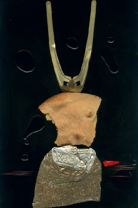Penthesilea, 186 x 89, 1998