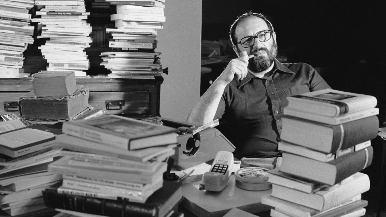 Umberto Eco, 1977
