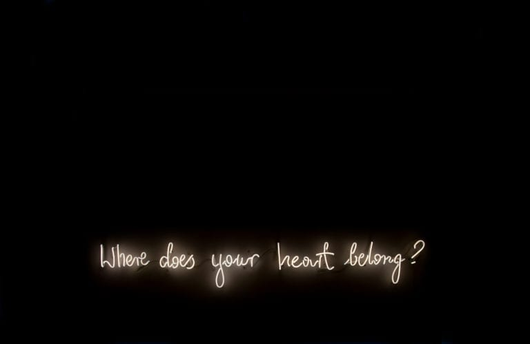 where does your heart belong