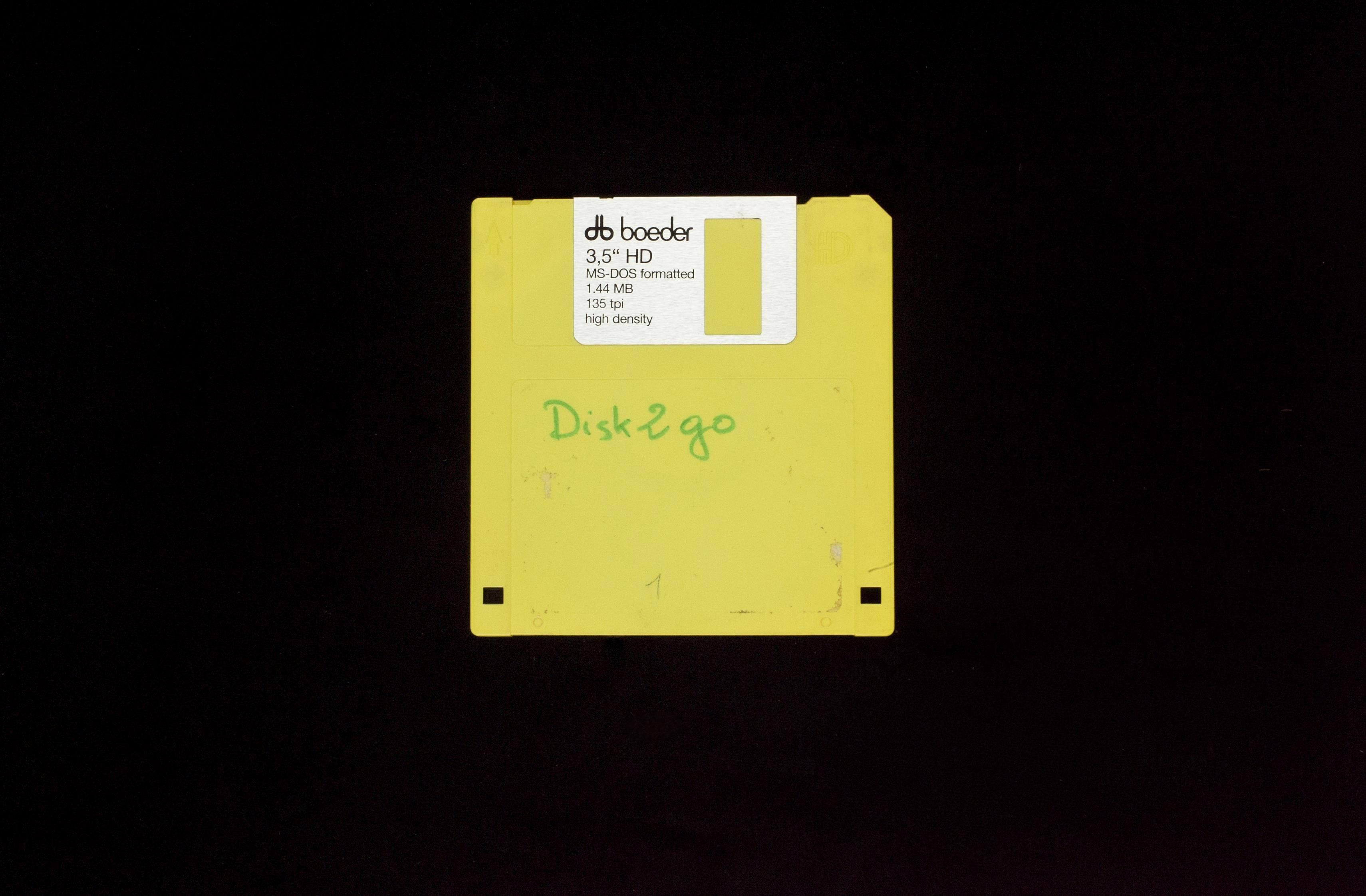 Elies Miniatures Diskette 7