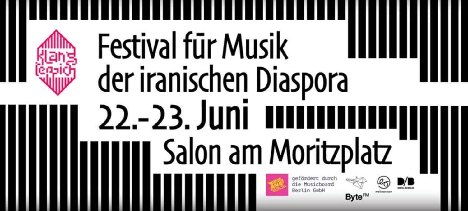 Zarathustra | Elshan Ghasimi und Neda Ahmadi auf dem Klangteppich-Festival Berlin