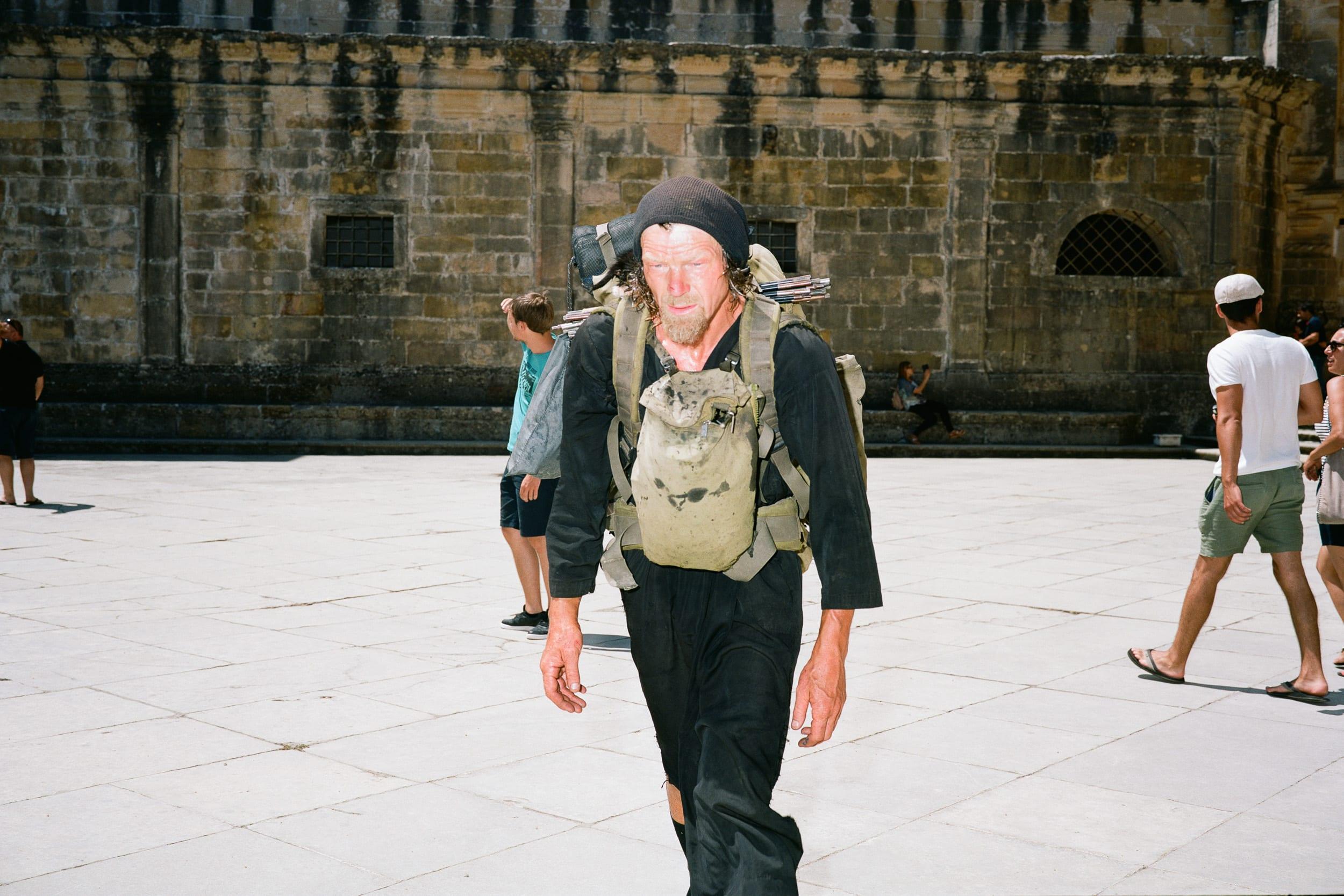 Moes/Gabriel, Convento del Christo, Tomar, Portugal - August 2019 - fotografiert von Stefan Hähnel