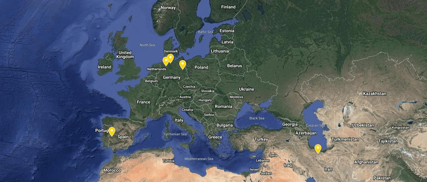 Bublitz locations