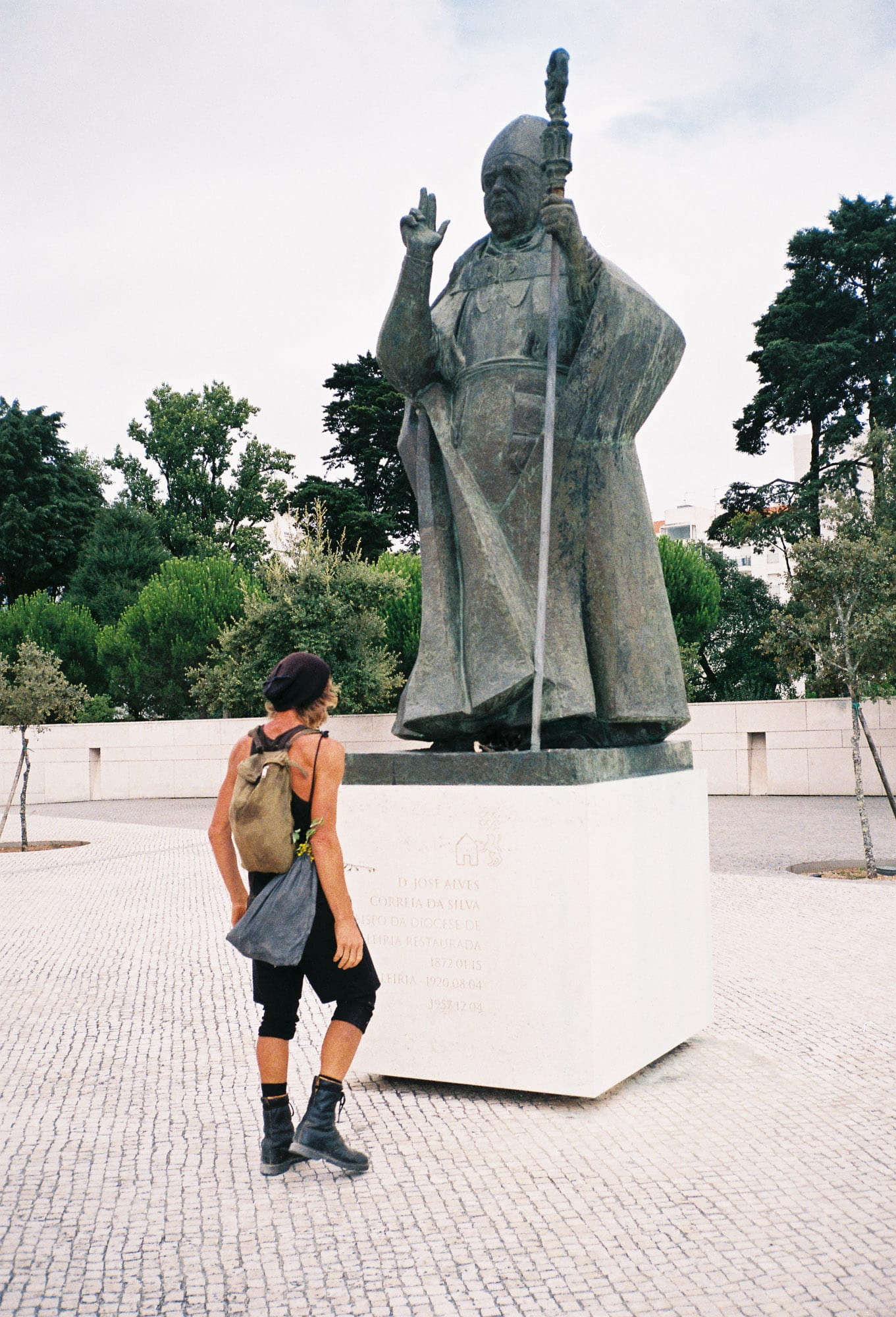 7. August 2019, Al Justrel und Fátima, Portugal