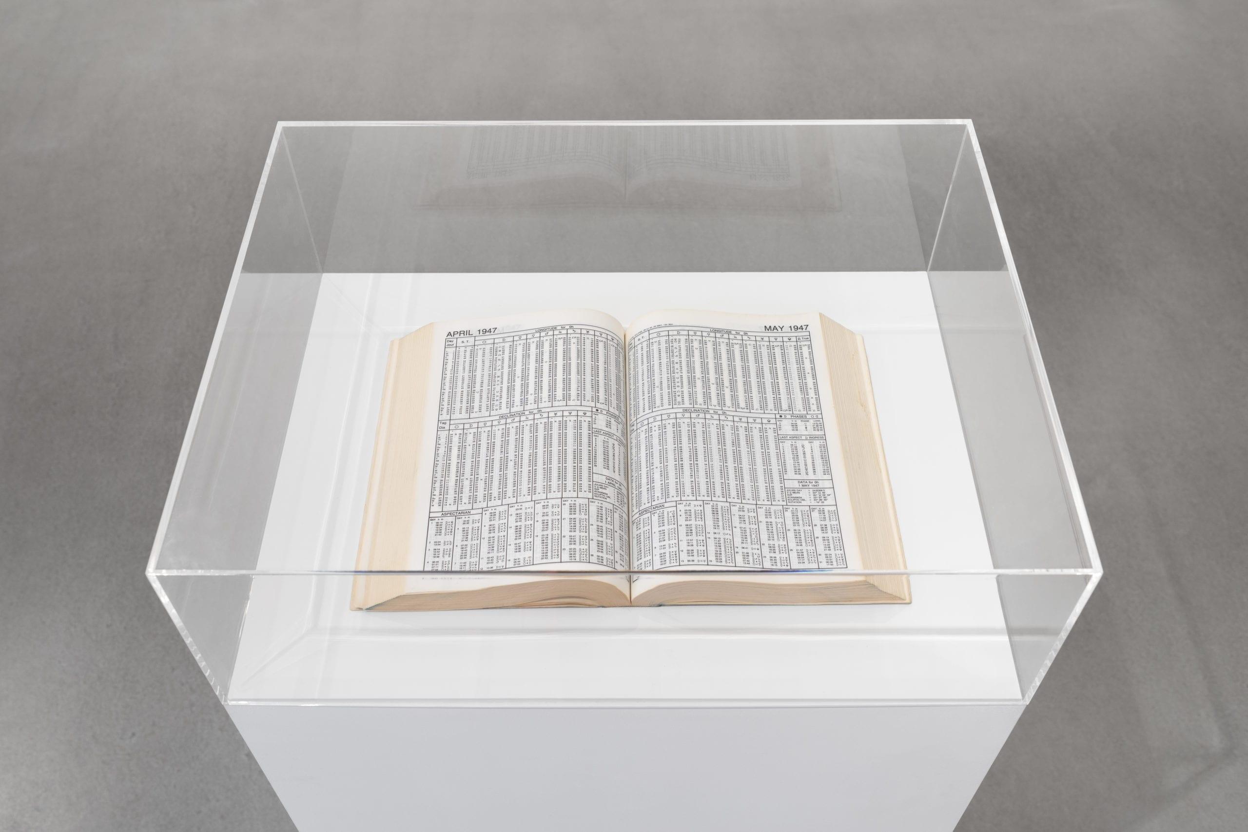 El Arbi Bouqdib Archive - 1-4 Rosicrucian Ephemeris 1900–2000