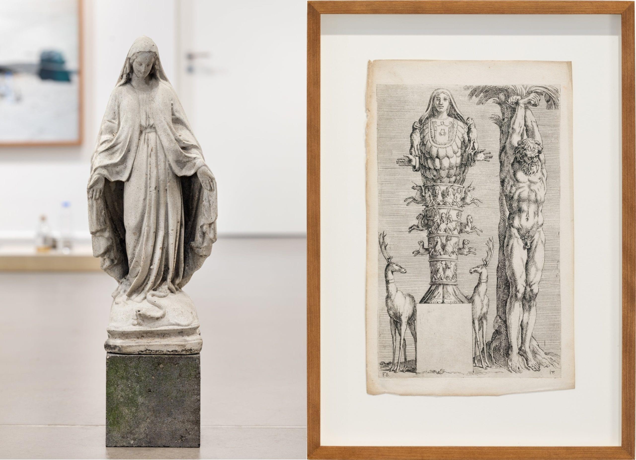 Gabriel - Zwei Antlitze – Die Wegkapellen-Madonna und die ephesische Artemis