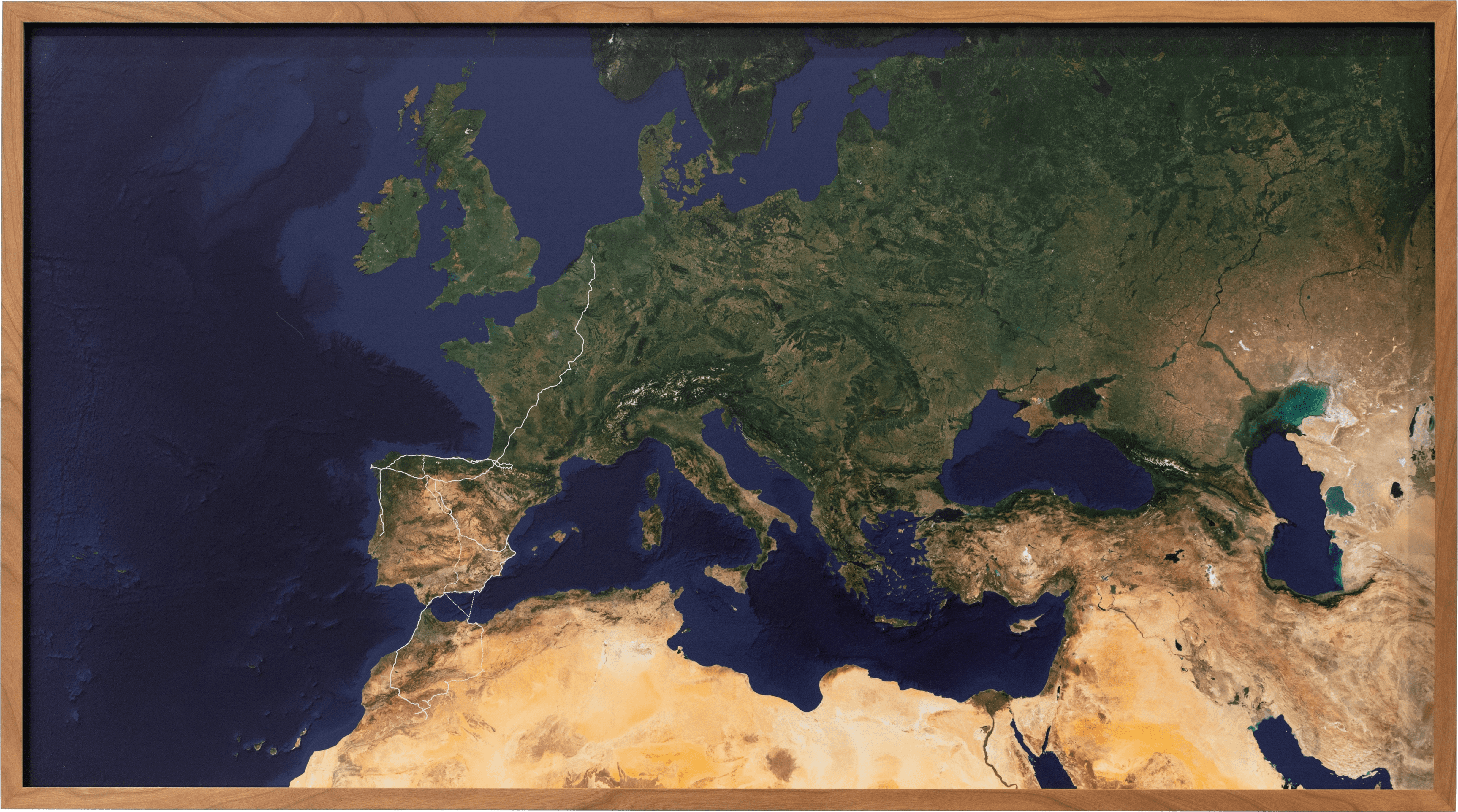 Gabriel - Karte I – 15.9.2015–7.8.2019